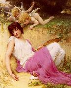 Guillaume Seignac L'innocence oil painting picture wholesale