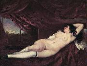 Gustave Courbet Nude Reclining Woman oil painting picture wholesale