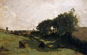 Jean Baptiste Camille  Corot The Vale oil painting picture wholesale