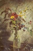 John Constable Flowers in a glass vase, study oil painting picture wholesale