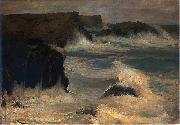 Peder Severin Kroyer Sea oil painting picture wholesale