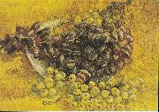 Vincent Van Gogh Still Life with Grapes oil painting picture wholesale
