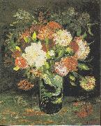Vincent Van Gogh Vase with Carnations oil painting picture wholesale