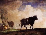 paulus potter The Bull oil painting picture wholesale