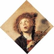 HALS, Frans Boy Playing a Violin china oil painting reproduction