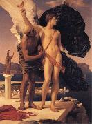 Lord Frederic Leighton Daedalus and Icarus china oil painting reproduction