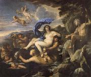 Luca Giordano he Triumph of Galatea,with Acis Transformed into a Spring china oil painting reproduction