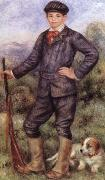 Pierre Renoir Jean Renior as a Hunter china oil painting reproduction