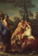 Pierre-Paul Prud hon Innocence Choosing Love over Wealth china oil painting reproduction