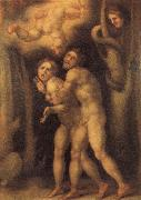 Pontormo The Fall of Adam and Eve china oil painting reproduction