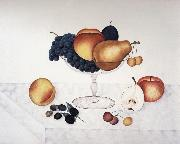 Cady Emma Jane Fruit in a Glass Compote china oil painting reproduction
