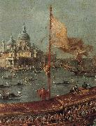 Francesco Guardi Details of The Departure of the Doge on Ascension Day china oil painting reproduction