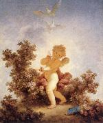 Jean-Honore Fragonard The Sentinel china oil painting reproduction