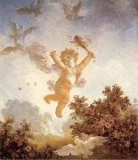 Jean-Honore Fragonard The Jester china oil painting reproduction