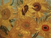 Vincent Van Gogh Sunflowers china oil painting reproduction