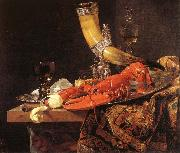 Willem Kalf Still-Life with Drinking-Horn china oil painting reproduction