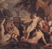 Peter Paul Rubens Diana and Callisto (mk01) china oil painting reproduction