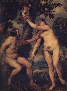 Peter Paul Rubens The Fall of Man (mk01) china oil painting reproduction