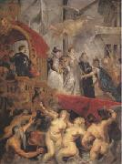 Peter Paul Rubens The Marriage (mk05) china oil painting reproduction