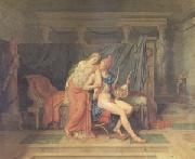 Jacques-Louis  David The Love of Paris and Helen (mk05) china oil painting reproduction