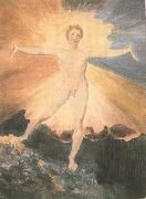 William Blake Happy Day-The Dance of Albion (mk19) china oil painting reproduction