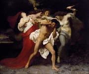 Adolphe William Bouguereau Orestes Pursued by the Furies (mk26) china oil painting reproduction