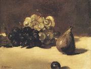 Edouard Manet Raisins et figues (mk40) china oil painting reproduction