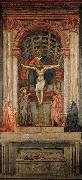 MASACCIO The Holy Trinity (nn03) china oil painting reproduction