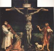 Matthias  Grunewald The Crucifixion (nn03) china oil painting reproduction