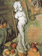Paul Cezanne Still Life with Plaster Cupid (mk35) china oil painting reproduction