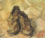 Vincent Van Gogh A Pair of Shoes (nn04) china oil painting reproduction