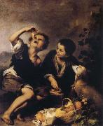 Bartolome Esteban Murillo The Pie Eater china oil painting reproduction