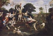 Domenichino Recreation by our Gallery china oil painting reproduction