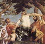 Paolo  Veronese Allegory of Love china oil painting reproduction