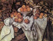 Paul Cezanne Still Life with Apples and Oranges china oil painting reproduction