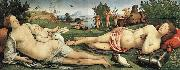 Piero di Cosimo Recreation by our Gallery china oil painting reproduction