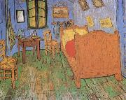 Vincent Van Gogh The Artist-s Bedroom in Arles china oil painting reproduction