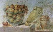unknow artist Wall painting from the House of Julia Felix at Pompeii china oil painting reproduction
