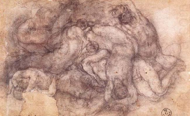 Group of the Dead, Pontormo, Jacopo