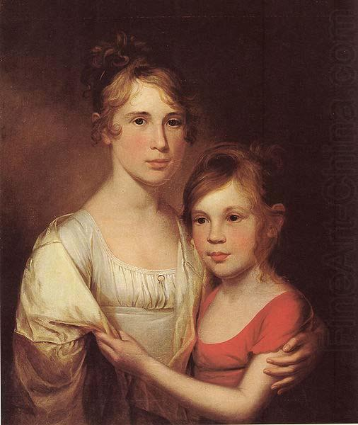 Anna and Margaretta Peale, James Peale