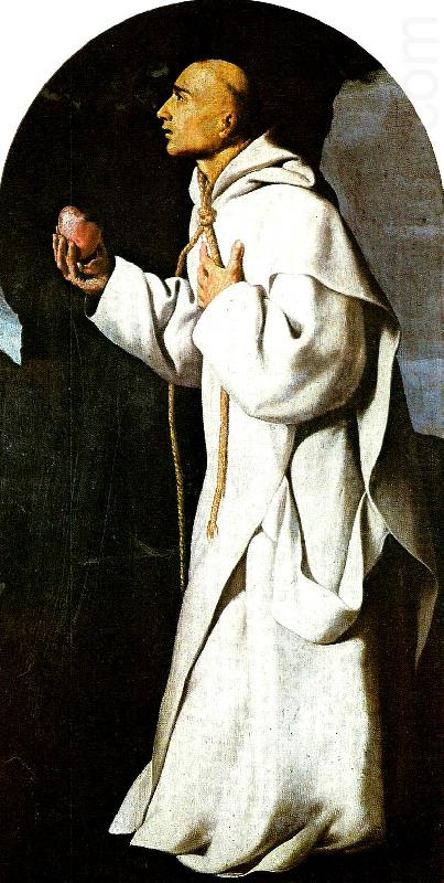 blessed john houghton, Francisco de Zurbaran