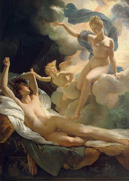 Morpheus and Iris, Pierre-Narcisse Guerin
