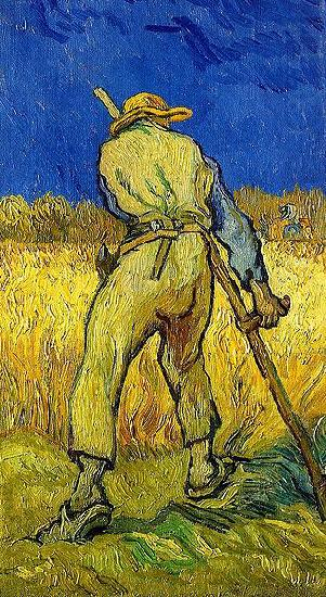 The Reaper, Vincent Van Gogh