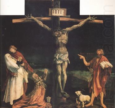 The Crucifixion (nn03), Matthias  Grunewald