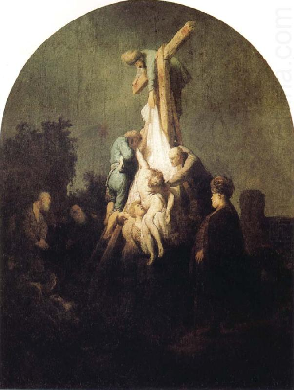 The Descent from the Cross REMBRANDT Harmenszoon van Rijn ...